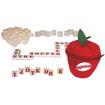 Bananagrams - Appletters Domino Game