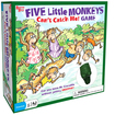 University Games - Five Little Monkeys Can't Catch Me Game