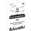 University Games - Anti-Monopoly Game Travel Tin