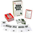 University Games - Man Bites Dog Card Game