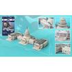 Daron - 3D Puzzle - US Capitol: 132 pcs