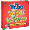 University Games - Who What Where? Drawing Game
