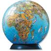 Ravensburger - Puzzleball - Illustrated World Map: 240 Pcs