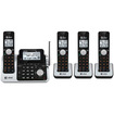 AT&T - DECT 6.0 1.90 GHz Cordless Phone