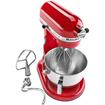 KitchenAid - Professional HD Stand Mixer - Metallic Chrome - Metallic Chrome