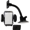 Fosmon - Universal Car Mount Windshield Suction Cellphone Holder for Apple iPhone® 5 / 5s