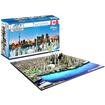 4D Cityscape - Puzzle - Toronto