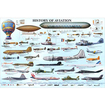 EuroGraphics - History of Aviation: 1000 Pcs
