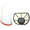 Sebo - Filter Set - 2 Pc. Pre-motor Filter and Exhaust Microfilter