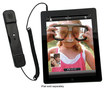 CTA - Phone Handset for Select Apple® iPad® and iPhone® Models - Black - Black