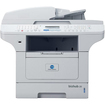 Konica Minolta - bizhub Laser Multifunction Printer - Monochrome - Plain Paper Print - Desktop