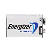 Energizer - LA522 9 V DC Lithium Manganese Dioxide Proprietary Battery Size General Purpose Battery