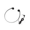 Olympus - E-99 Transcribing Headset - Black