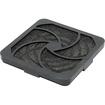 Startech - Cleanable Air Filter 80 mm CPU Case Fan - Black