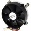 StarTech.com - 95mm CPU Cooler Fan with Heatsink for Socket LGA1156/1155 with PWM - Black
