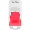 SanDisk - Cruzer Edge USB flash drive - White