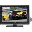 "Supersonic - 22"" Widescreen LED HDTV with Built-in DVD Player"