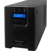 CyberPower - Smart App Sinewave PR1000LCD 1000VA Pure Sine Wave Mini-Tower LCD UPS