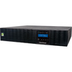 CyberPower - Smart App Online OL1000RTXL2U 1000VA 100-125V Pure Sine Wave LCD Rack/Tower UPS