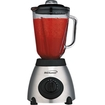 Brentwood - 5-Speed Blender with Stainless Steel Base & Glass Jar