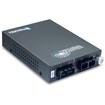TRENDnet - TFC-100 100Base-FX Multi-Mode to Single Mode SC-Type Fiber Converter
