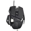 Cyborg - MCB4370500B2/04/1 MAD CATZ R.A.T.5 MOUSE FOR PC - Matte Black