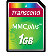 Transcend - 1 GB MMCplus