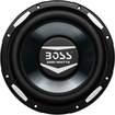 Boss - Armor Woofer - 1100 W RMS - 2200 W PMPO - Chrome