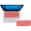 KB Covers - Checkerboard Keyboard Cover - Red - Red
