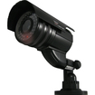 Night Owl - Decoy Bullet Camera With Flashing LED Light - Black - Black