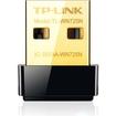 TP-LINK - 150Mbps wireless N Nano USB adapter TL-WN725N - Black