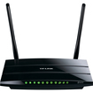 TP-Link - N600 Wireless Dual Band Router - Black
