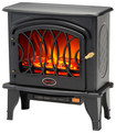 RedCore - Concept S-2 Infrared Stove Heater - Black - Black