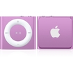 Apple® - iPod® shuffle 2 GB Flash MP3 Player - Purple