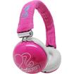 Barbie - Fabulous Headphones - Fuzzy Pink