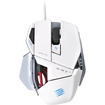 Mad Catz - MCB437030001/04/1 R.A.T.3 OPTICAL MOUSE - White - White