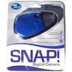 Digital Blue - SNAP VGA Carabineer Digital Camera - Blue