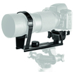 Manfrotto - 293 Telephoto Lens Support with Quick Release