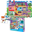 The Learning Journey - Puzzle Doubles Create A Scene Dollhouse