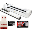 VuPoint Solutions - Magic Wand Portable Scanner with Auto-Feed Dock with 16GB Card & Reader Kit