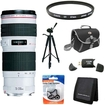 Canon - EF 70-200mm F/4.0 L USM Lens Exclusive Pro Kit