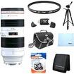Canon - EF 70-200mm F/2.8L USM Lens Exclusive Pro Kit