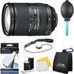 Nikon - AF-S DX NIKKOR 18-300mm f/3.5-5.6G ED VR (2196) Lens Kit Bundle
