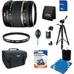 Tamron - 18-270mm f/3.5-6.3 Di II VC PZD Aspherical Lens Pro Kit for EOS