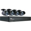 Night Owl - 4 Channel H.264 DVR with 500GB Pre-Installed Hard Drive