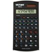 Victor - Scientific Handheld Calculator - Black
