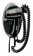 Andis - Ionic Hang-Up 1600W Dryer with Night-Light - Black