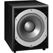 Infinity - 300 W Home Audio Subwoofer System - Pack of 1 - Black