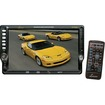 "Lanzar - 7"" 2-din Touch Screen DVD CD MP3 USB Car Video Player"