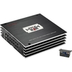 Pyle - Blade Car Amplifier - 4 Channel - Class D - Glossy Black